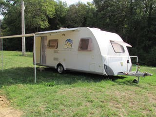 Caravana Knaus Sudwind 500FSK (2004)