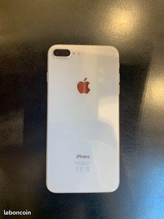 iphone 8 + 64 Go