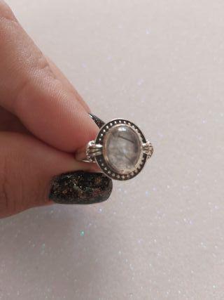 anillo de plata de ley 925