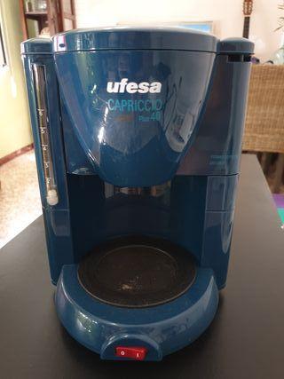 Cafetera de filtro permanente Ufesa Capriccio Plus