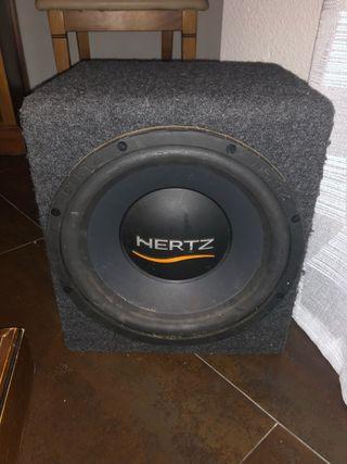 Se vende bombo Nertz