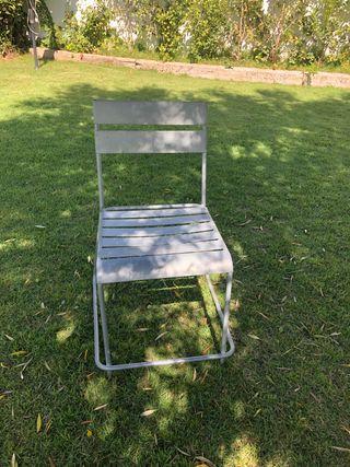 sillas de exterior