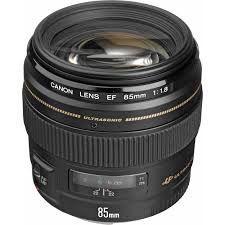 Canon EF 85/1.8 Usm