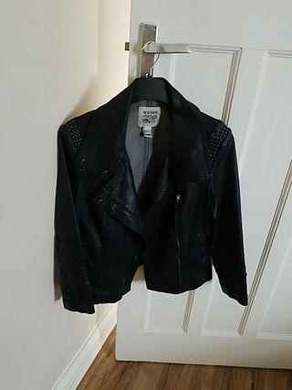 Black jacket Mango
