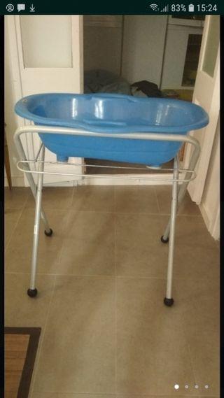 Bañera de bebé Brevi