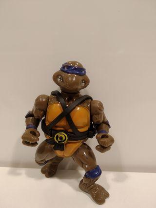 Figura Pvc Donatello Tortugas Ninja años 90