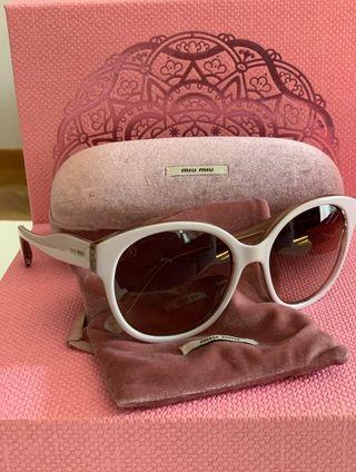 gafas sol originales Miu Miu