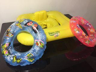 Swim safe ABC.