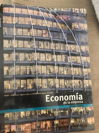 Libro economía 2bachillerato edebé