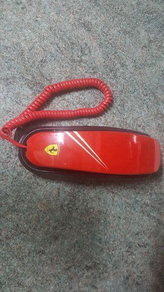 teléfono fijo de Ferrari