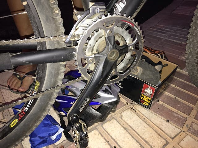 Vendo mountain bike BH aluminio