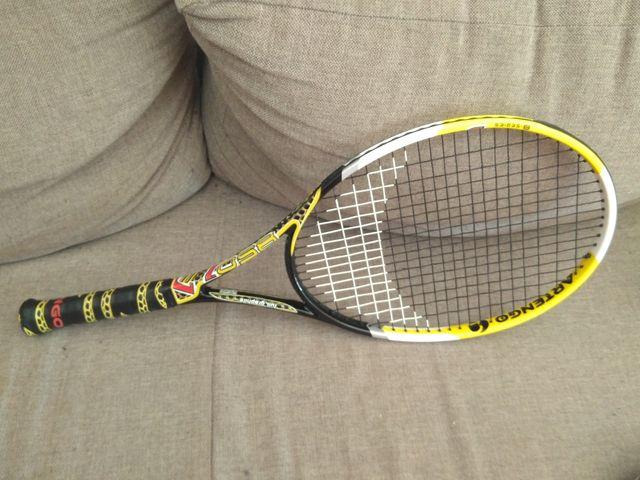 Raquetas tenis + 2 fundas