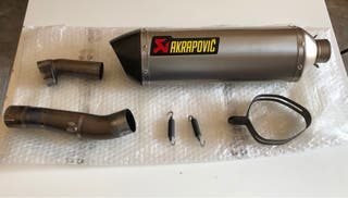 Escape Akrapovic original