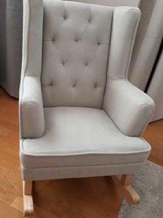 sillón Infantil. mecedora.