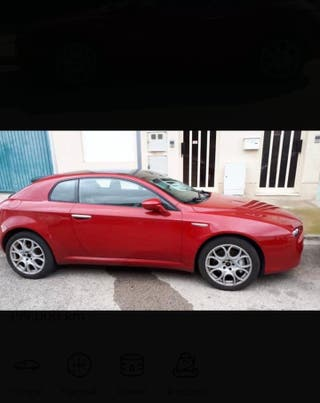Alfa Romeo Brera 2007
