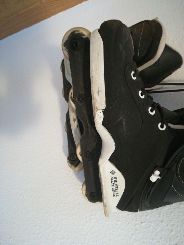 patines universal skate design talla 46