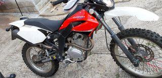 Derbi senda enduro baja 125 cc