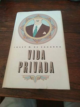 . Vida privada (Josep Maria de Sagarra)