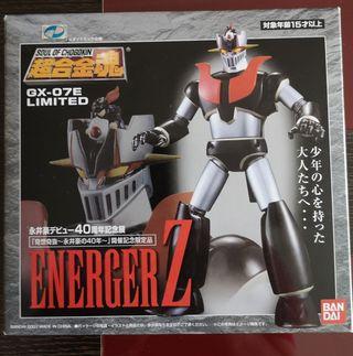 Mazinger Z Energer Z GX 47E Limited Chogokin