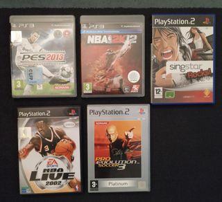 Pack Juegos Playstation