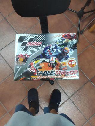 juego de mesa de moto GP