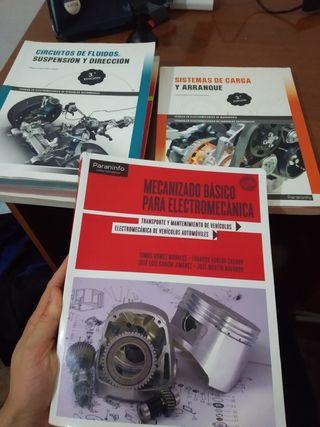 libros de electromecánica