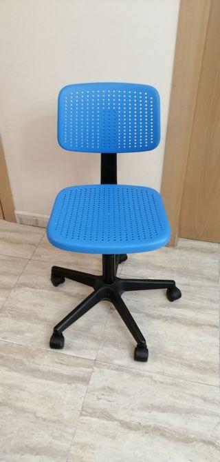 silla escritorio infantil