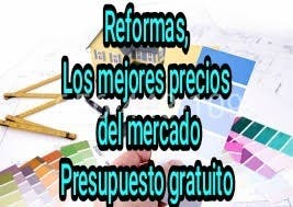 Autónomos a precios reducidos, Reformas, Obras