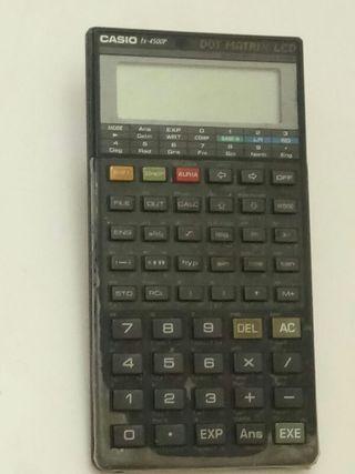 calculadora científica casio fx 4500p