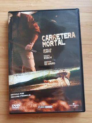 CARRETERA MORTAL, peli de terror en DVD