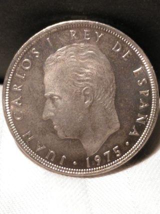 moneda de 100 ptas 1975 *76