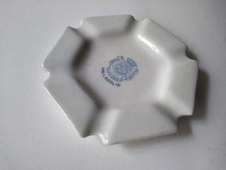 cenicero porcelana Valladolid