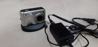 cámara de fotos digital hp