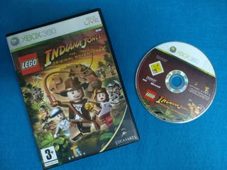 Xbox 360 - Lego Indiana Jones