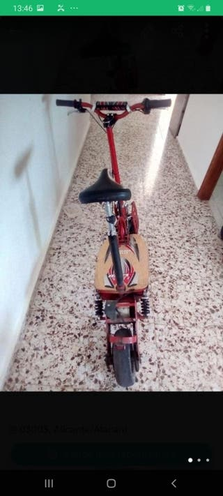 patinete electrico scooter 2000w 60hm/h