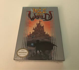 A hole new World, Limited Run Games, nuevo .
