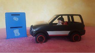 Coche Playmobil