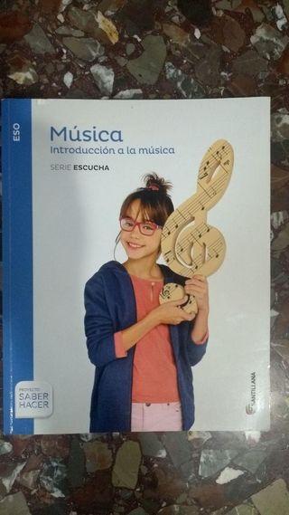 El libro de Música 1ESO