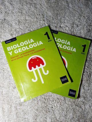 Biología y geología 1°ESO