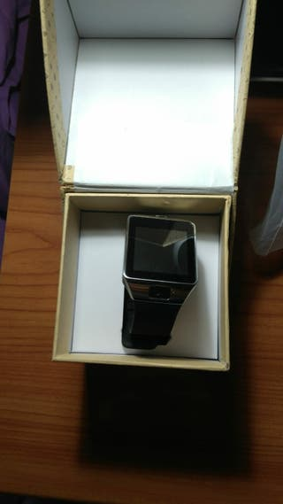 Smartwatch SD 8 GB + SIM Reloj