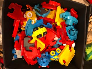 Tren juguete imaginarium
