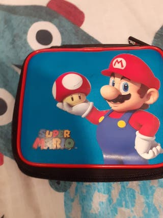 estuche de super mario bros 3ds