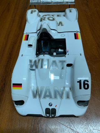 BMW V12 LMR Art Car Collection