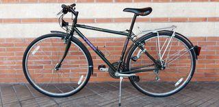 bicicleta Trek hibrida