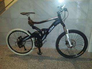 Bicicleta alta montaña KTM