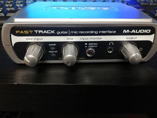 Interface Audio USB