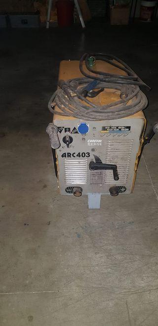 Maquina de soldar de electrodos