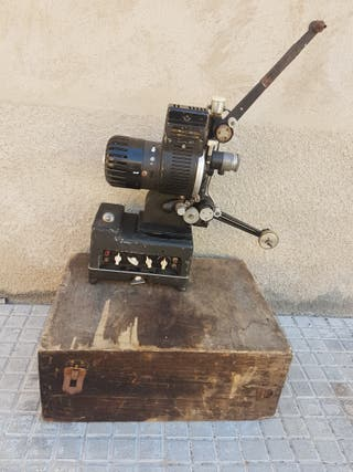 Maquina Cine antigua