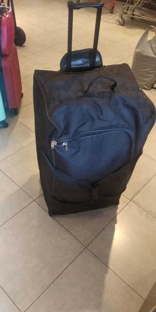 maleta de tela NUEVA