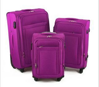 set de maletas NUEVAS